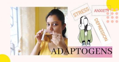 What to eat to reduce stress | Adaptogens for anxiety