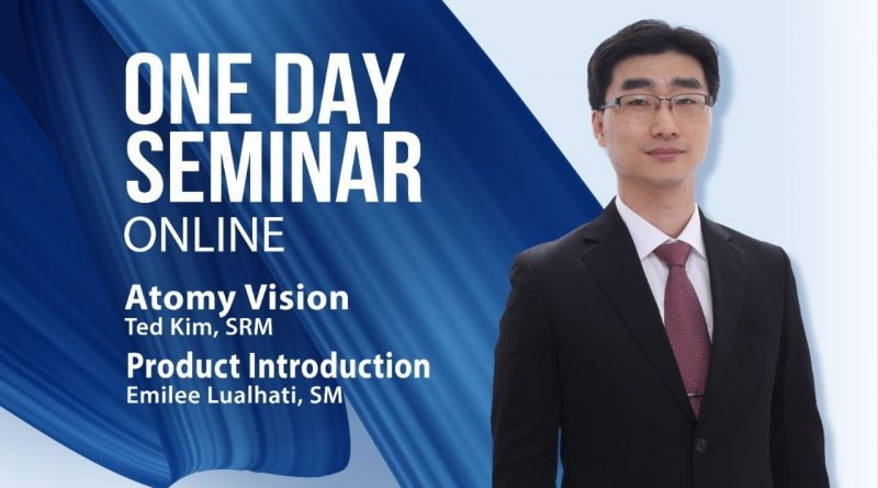 One Day Seminar LIVE! [May 12, 2021]