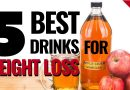The 5 Best Drinks For Weight Loss
