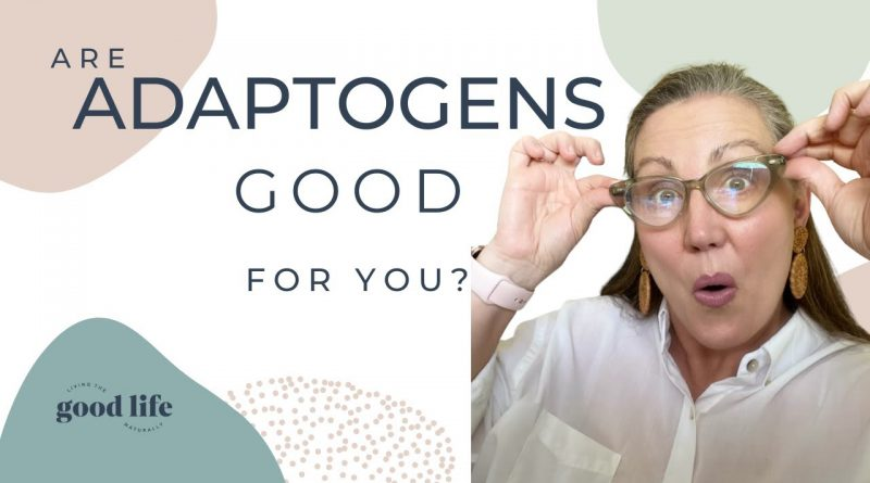 ARE ADAPTOGENS GOOD FOR YOU?
