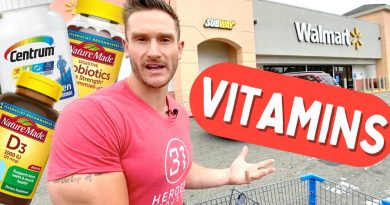 Vitamins & Minerals at Walmart – What to Get and AVOID